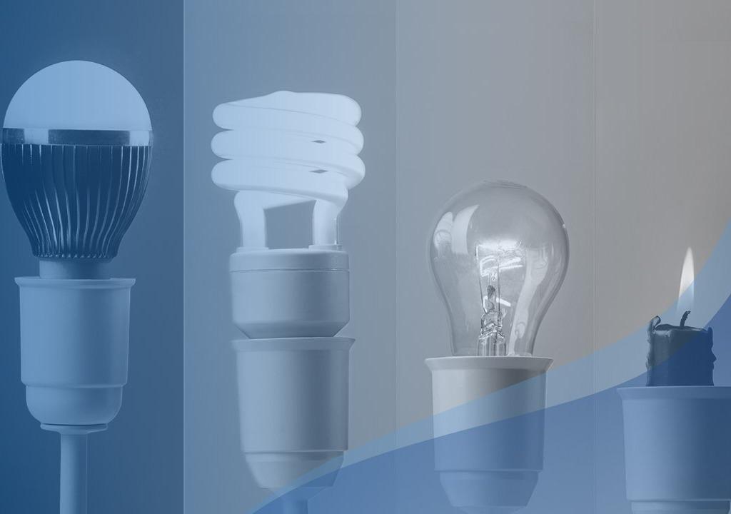 Imagem da notícia: - Lâmpadas LED: Baixe o seu consumo elétrico