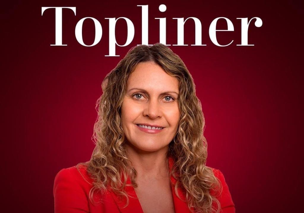 Imagem da notícia: - Mariluz Gomes - TOPLINER 2021
