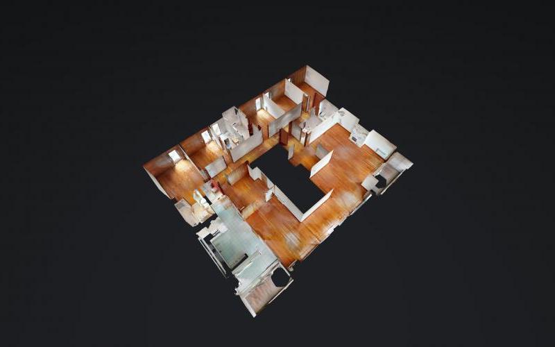 VR - Apartamento T5 na primeira linha mar